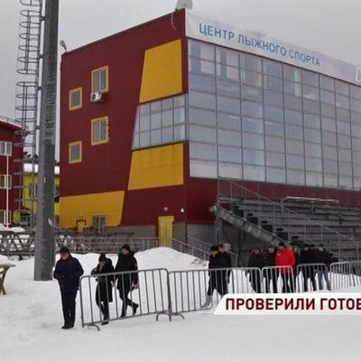 Дмитрий Миронов проверил готовность трассы к Деминскому марафону
