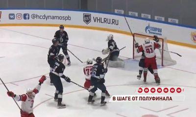 """""""Локо"""" вышел в полуфинал Кубка Харламова"""