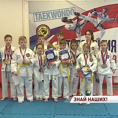 Ярославские спортсмены привезли 34 медали с первенства России по тхэквондо ГТФ