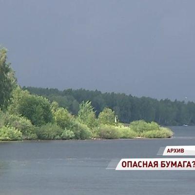 Депутаты Госдумы попросили оценить риски строительства ЦБК на Волге