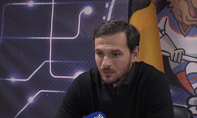 Артем Анисимов провел тренировку в Некрасовском и раздал автографы