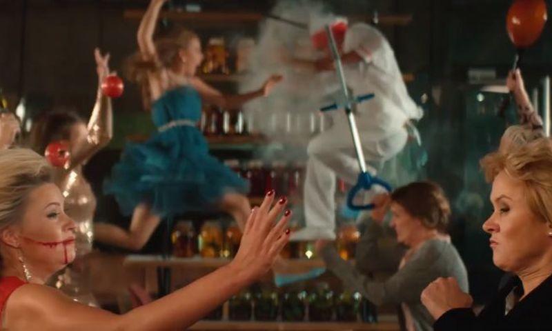 В ярославском ресторане подрались знаменитые актрисы