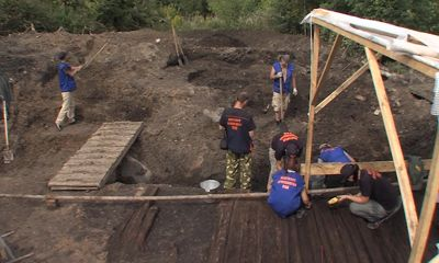 Ярославцев приглашают на археологические раскопки в центре города