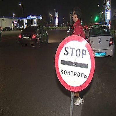 В выходные в Ярославле задержали более 40 пьяных водителей за рулем