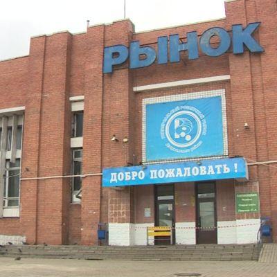 Сгоревшие павильоны и многомиллионные убытки: в Ярославле сгорел Дзержинский рынок