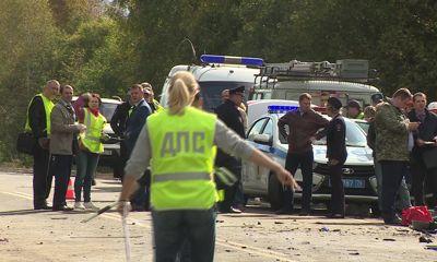 Начинается сбор документов для выплат пострадавшим в крупной аварии на трассе Ярославль – Иваново