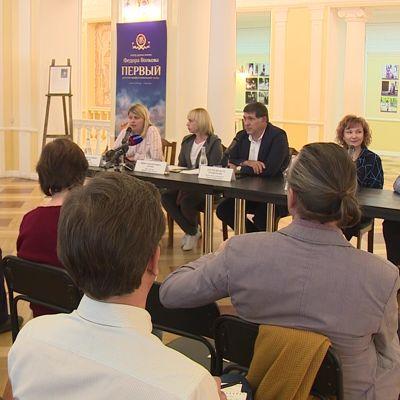 На пресс-конференции в Волковском рассказали, чем удивит зрителей новый театральный сезон
