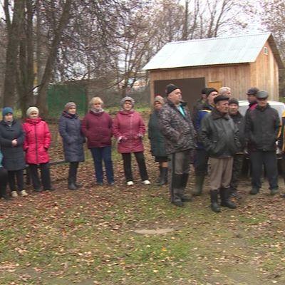 Целый поселок в Ростовском районе может остаться без голубого топлива