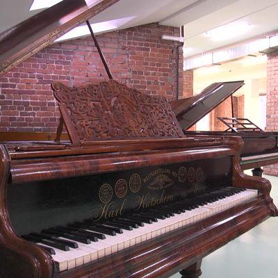 В Рыбинске готовится к открытию музей редчайших фортепиано и роялей