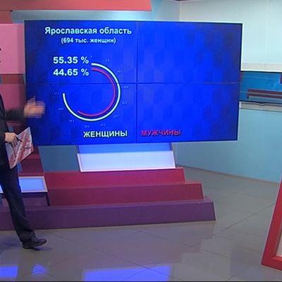 Большая часть жительниц Ярославской области становятся мамами после 25 лет