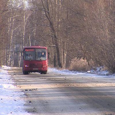 В поселке Починки наладили движение общественного транспорта