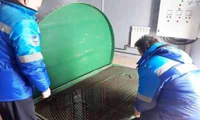 В поселке Горушка в Данилове запустили новые канализационные сети