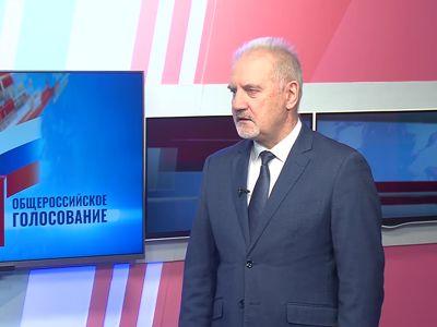 Сергей Бабуркин: «Поправка в Конституцию об индексации пенсий защитит выплаты от инфляции»