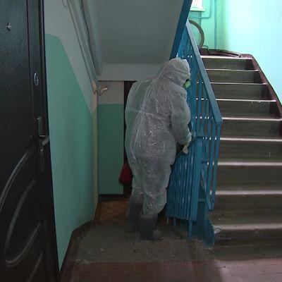 В Ярославле продолжаются профилактические мероприятия по борьбе с коронавирусом