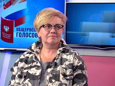 Ольга Правдухина: «Хорошо, что молодежь понимает: проголосовать – это их гражданская обязанность»