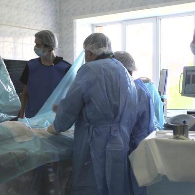Ярославские хирурги провели операцию на сердце по уникальной методике