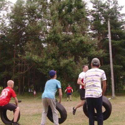 Ярославские борцы готовятся к новому сезону на открытом воздухе