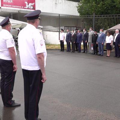 Транспортная полиция отметила 100-летний юбилей: как работает ведомство в нашем регионе