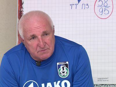 Александр Побегалов: «Шинник» хочет быть как можно выше»
