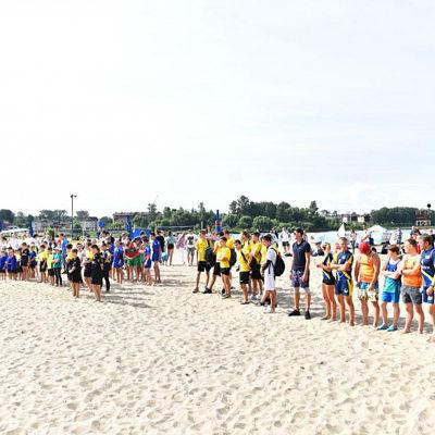 В Ярославле на праздновании Дня физкультурника прошли соревнования, показательные выступления и открытые тренировки для всех желающих