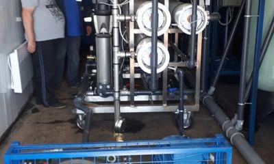 """Полигон """"Скоково"""" ждет разрешения на запуск новой станции очистки фильтрата"""