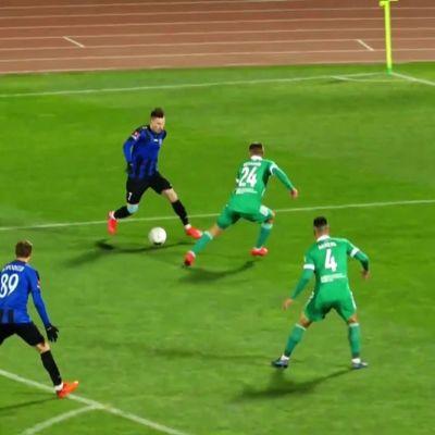 «Шинник» завершил выступление в Кубке России