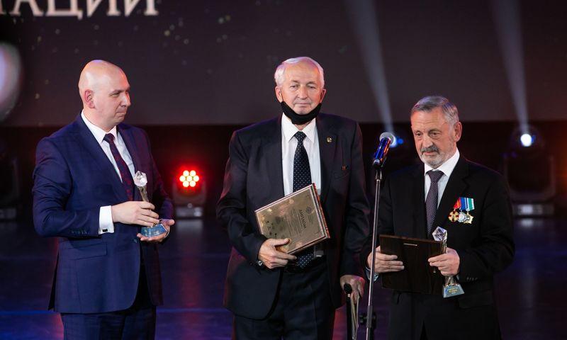 Ярославец стал лауреатом первой Всероссийской общественной премии «Гордость нации»