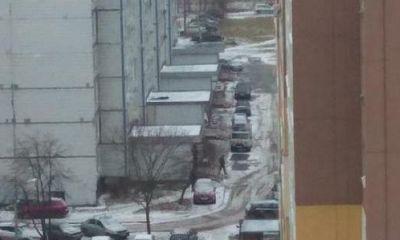 Во Фрунзенском районе Ярославля женщина выпала из окна квартиры 12-го этажа