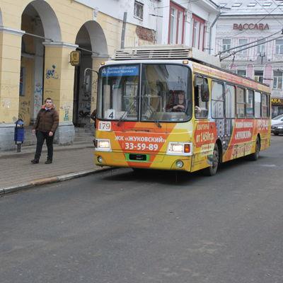Мэрия Ярославля объявила о возобновлении троллейбусного движения по Тутаевскому шоссе