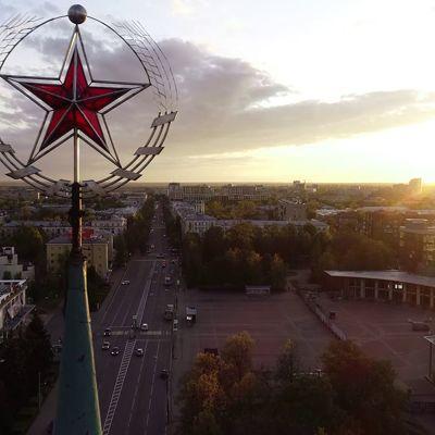 Красная звезда на улице Свободы скоро отметит 40-летний юбилей