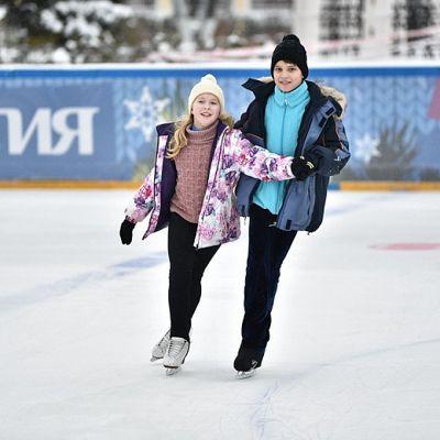 Отдыхаем активно: где в Ярославле покататься на коньках нынешней зимой