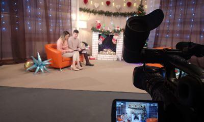 В эфире «Первого Ярославского» стартовал «Новогодний марафон добрых дел»