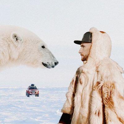 Ярославский арктический блоггер отправился ставить мировой рекорд