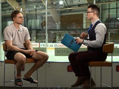 «В тему». Алексей Марченко: «Не важно, с кем играть в плей-офф. Если ты хочешь побеждать, должен обыгрывать всех»