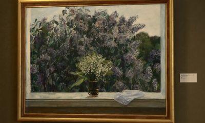 Время сирени: в Ярославском художественном музее представили пейзажи и натюрморты из собственного собрания