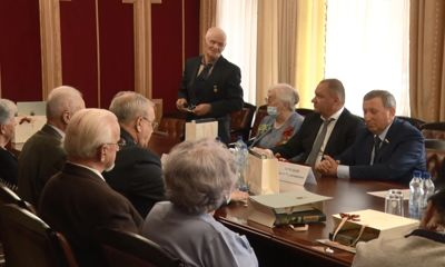 Ярославских ветеранов-блокадников поздравили с 30-летием общественной организации