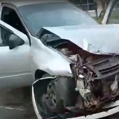 Тройное ДТП с участием такси произошло в центре Ярославля: есть пострадавшие