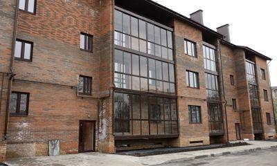 Собственники долгостроя на улице Стачек готовятся к новоселью