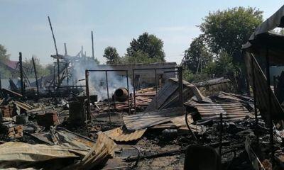Дмитрий Миронов предложил оказать помощь семье предпринимателей, у которых сгорел музей Ежа Петровича