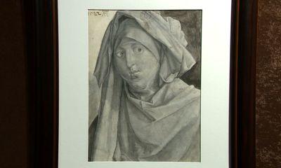 В Ярославском музее зарубежного искусства представили уникальное полотно 1522 года