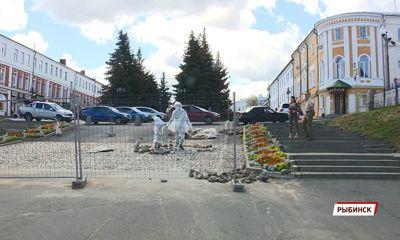 В Рыбинске готовятся к открытию памятника Остапу Бендеру