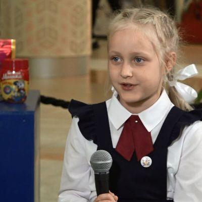 С Днём знаний детей и их родителей поздравил «Первый Ярославский» телеканал