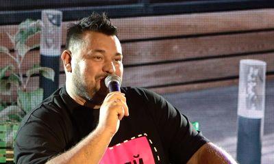 Известный российский певец Сергей Жуков побывал в Ярославле