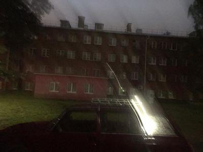 В Ленинском районе Ярославля после громкого хлопка в домах погас свет