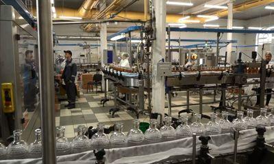 Ярославский ликеро-водочный завод в рамках соглашения с Правительством расширяет производство