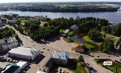 Регион получит почти 3 миллиарда рублей на благоустройство Ярославля и исторических центров Ростова и Углича