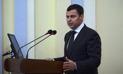 Экс-губернатор Ярославской области Дмитрий Миронов тепло попрощался с жителями