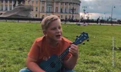 Ярославец вышел в финал российского детского «Евровидения»