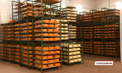 «Угличский сыр» и ещё 28 брендов Ярославской области стали участниками всероссийского конкурса «Вкусы России»