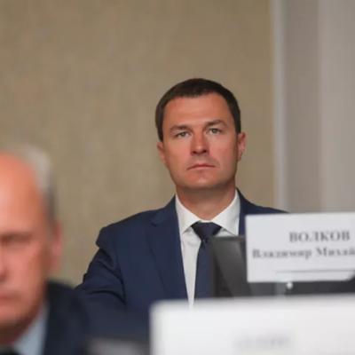 Мэр Ярославля Владимир Волков отправился на учебу
